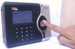 Fingerprint Attendance Control
