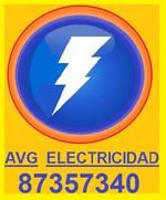 electricidad AVG 87357340 instalador autorizado