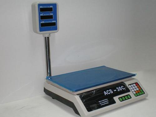 Electronic balance 30 KG TOWER WITH CLEVER