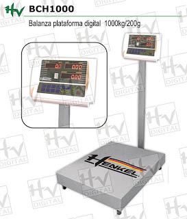 HENKEL BALANCE OF 600 KG - 300 KG Stainless Steel Platform