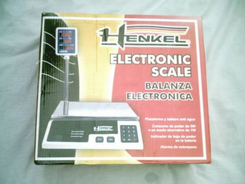 HENKEL BALANCE WITH TOWER 30 KG