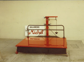MECHANICAL SCALE BLADE 1200 KG.