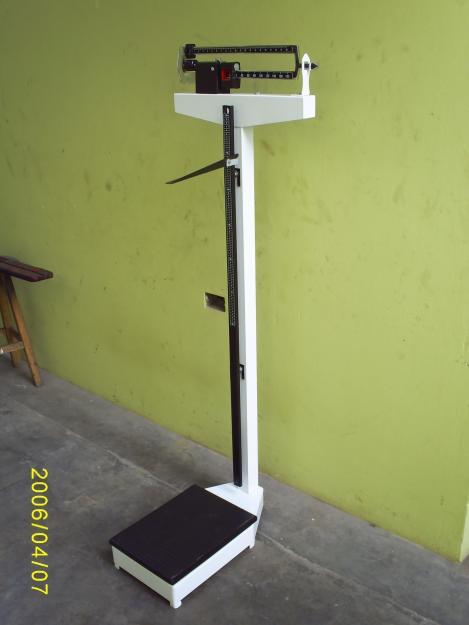 BALANCE OF MECHANICS 160 KG stadiometer