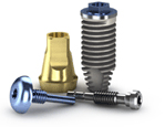 Pilares de implantes