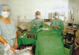 Sala de cirugía especializada