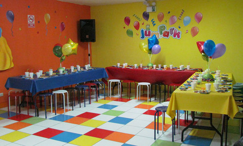 Salon de Recepcion Jumpark