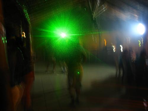 Efectos laser, convertiras tu casa o local en discoteca o chicoteca