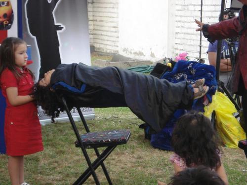 show de magia en Lima mago kobadini Jr
