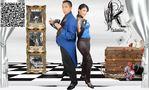 Magicians in Lima Peru Kobadini Jr