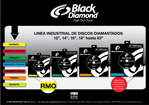 Discos diamantados, Black Diamond, Toro