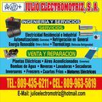 JULIO ELECTROMOTRIZ SA