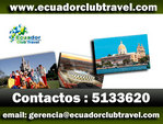Travel agencies in Quito