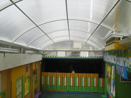Acrílico e policarbonato domos DESLIZANTES