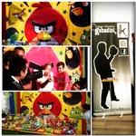 Angry Birds mágicos Kobadini Jr