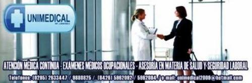 Laboratorio Clínico en Margarita- Evaluaciones Ocupacionales Lopcymat