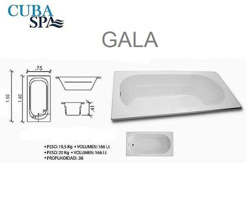 Badkuipen GALA
