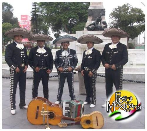 Independence Mariachis Tel: 4002417 Mariachis Peruvian Mothers Day