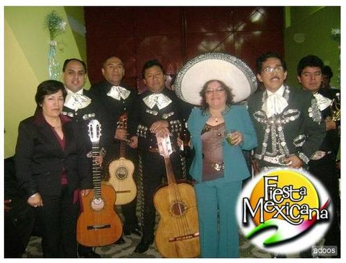 Mariachis Tel: 4002417 Mariachis in Peruvian Independence