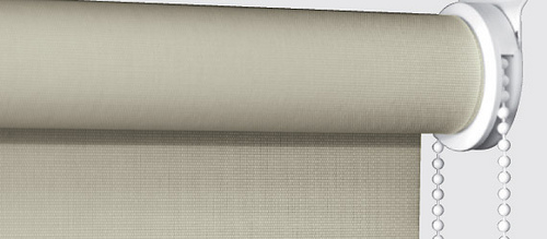 cortinas de rolo da tela e out.modernas Preto e belas.