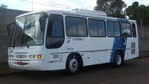 foz Europäischen Zahlungsbefehls von Onibus fretamento Bus und Transporter microonibus em foz