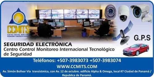 SEGURIDAD ELECTRÓNICA CCMITS
