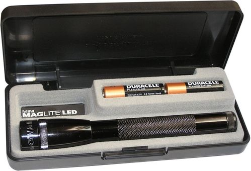 Torches Maglite 2 and 3 batteries