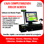 pantalla touch screen