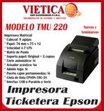 impresoras ticketeras epson + sansung + citezen