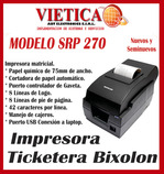 sansung ticketera printer Bixolon srp 270