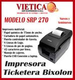impresora ticketera sansung bixolon srp 270