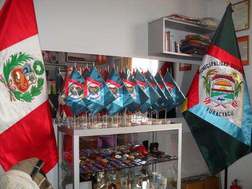 Banderas todo acabado