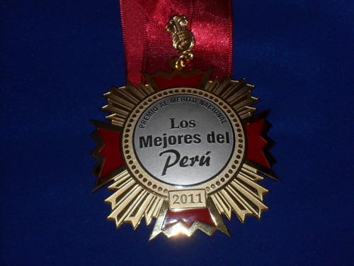 Medalla de Condecoracíon