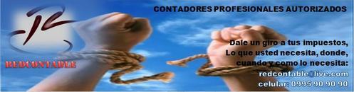CONTADORES QUITO