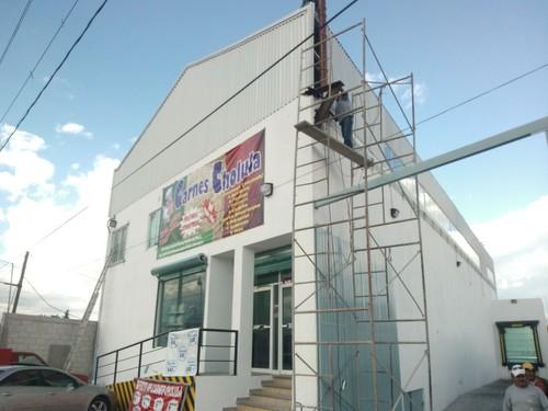 construccion de bodeg y centro de distribucion cholula pue.