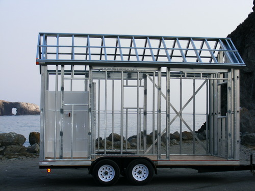 EasyHome Construcciones en Steel Framing.Construccion tradicional