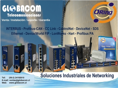Switch industriales