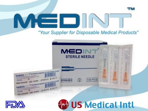 hipodermic needles 25g x 5/8