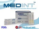 Needles 20G X 1 1/2 Medint