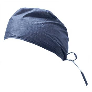 gorros de desechables Dr Cap azul oscuro 30gr SPP Medint