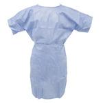 Patient Gown SMS 40 gr Blue Medint