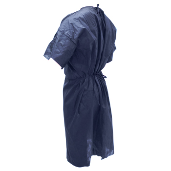 Patient Gown SPP 30 gr Blue Medint