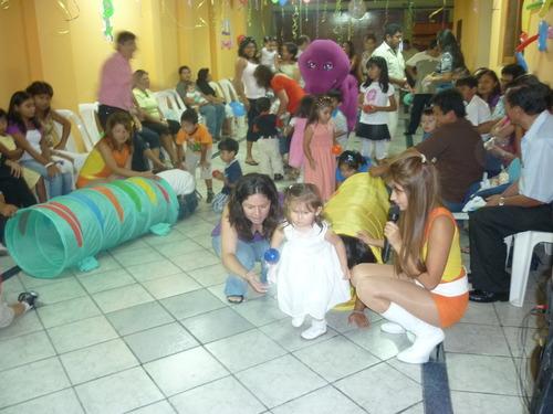 Animaciòn de Fiestas Infantiles