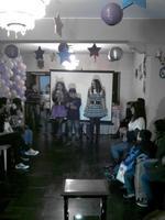 Karaoke tonen met Wasmachines