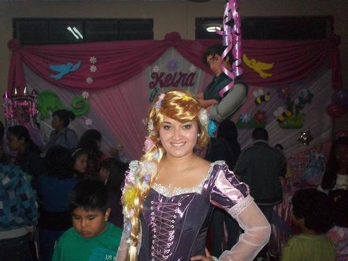 Show Rapunzel