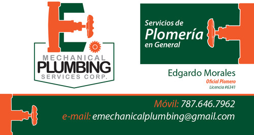 MECHANICAL AND PLUMBING SERVICES