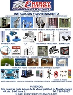 Instalaciones y Mantenimiento Técnico