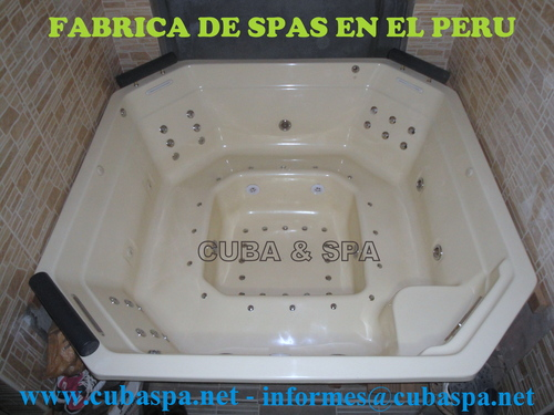 Super spa for 6 people