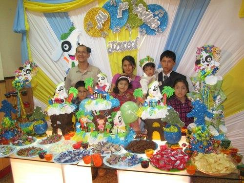 Show infantil Dayanita