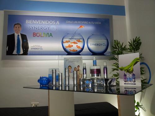 SYNERGY O2 EN BOLIVIA