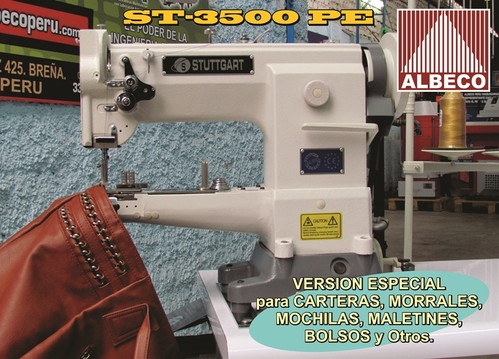 Stitcher - INDUSTRIAL wrapper - STUTTGART Special Version